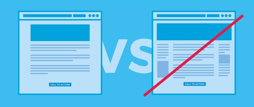 Estratexias de deseño web 1. Simplifica a interface do usuario
