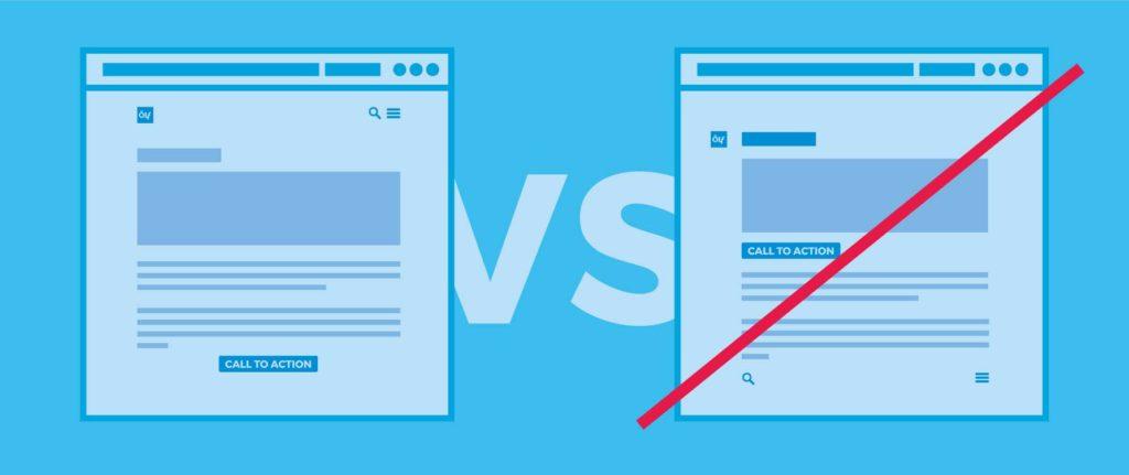 Estrategias de diseño web 2. Mantén la consistencia del diseño