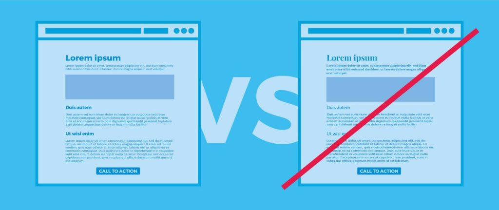 Estrategias de diseño web 3. Usa la tipografía para estructurar