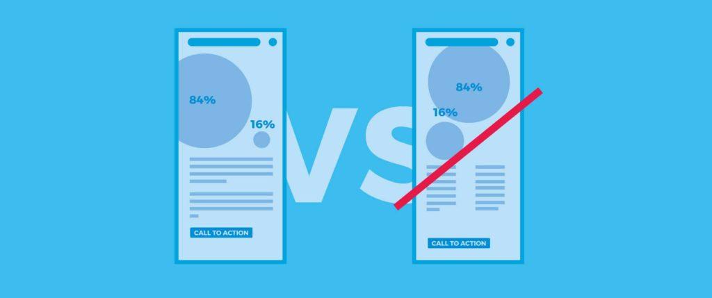 Estrategias de diseño web 9. Presta atención a los dispositivos móviles